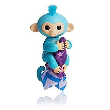 FINGERLINGS GLITTER MONKEY (AMELIE) - comprar online