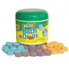 COLOR BATH TABLETS