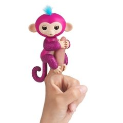 FINGERLINGS GLITTER MONKEY RAZZ - comprar online