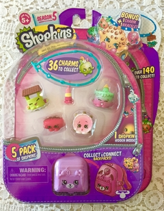 SHOPKINS 12 PACK (SEASON 5) - comprar online