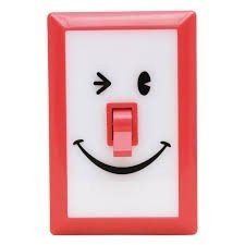 SMILE SWITCH LED