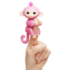 FINGERLINGS GLITTER MONKEY (ROSE) - comprar online