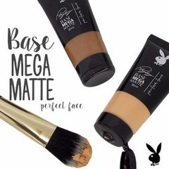 Base Facial Mega Matte Playboy