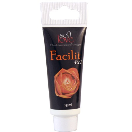Facilit Bisnaga 4x1 15ml Soft Love
