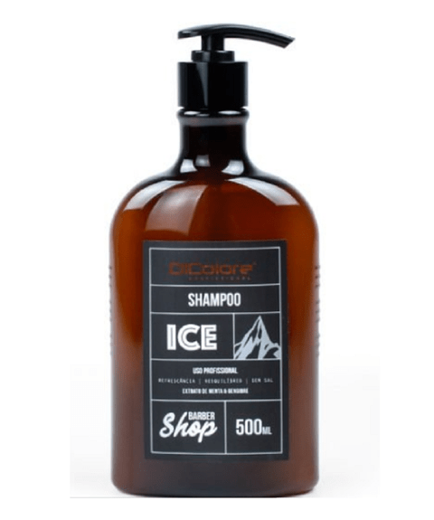 Dicolore Barbershop Shampoo Ice 500ml - ST