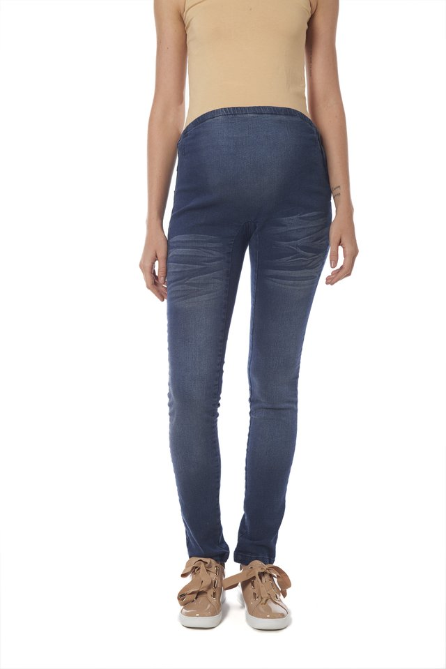 PANTALON DENIM FULL