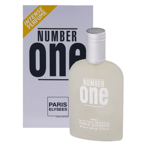 Number One Paris Elysees - Perfume Unissex - Eau de Toilette - 100ml - comprar online