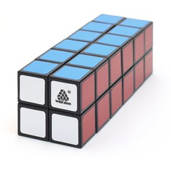 Cubo Mágico 2x2x6 WitEden Cuboide