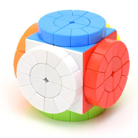 Cubo Mágico 2x2 Lefun Time Machine