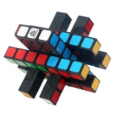 Cubo Mágico 3x3x7 WitEden Cuboide