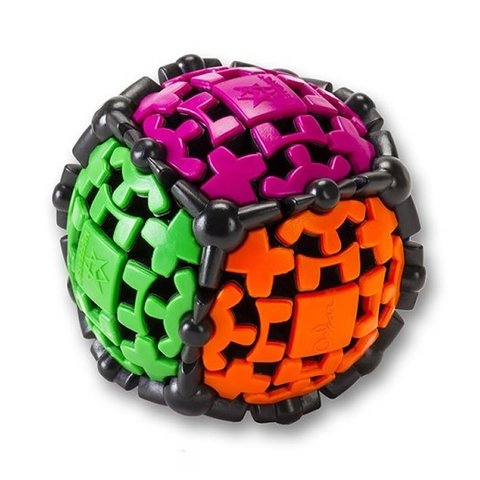 Cubo Mágico Mefferts Engrenagens Gear Ball