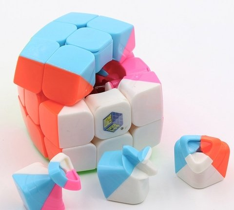 Cubo Mágico 3x3 Yuxin Pillow Bread na internet
