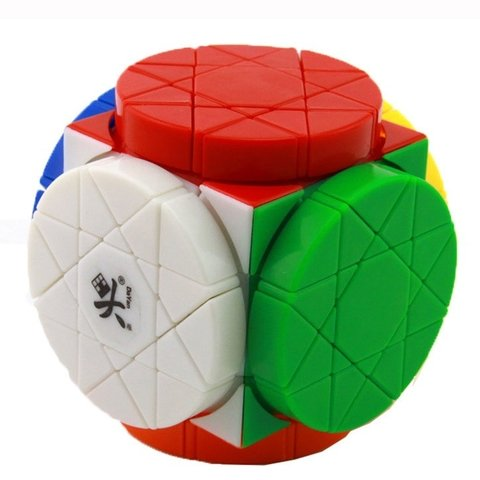 Cubo Mágico 3x3 Dayan Wheels of Wisdom
