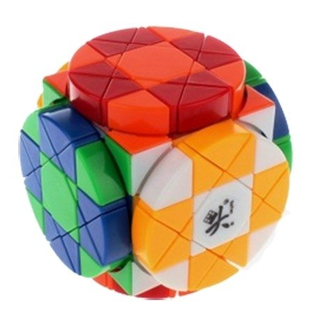 Cubo Mágico 3x3 Dayan Wheels of Wisdom na internet