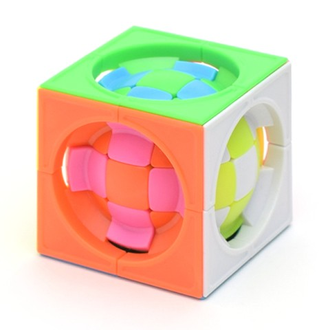 Cubo Mágico 3x3 Limcube Deformed Centrosphere - comprar online