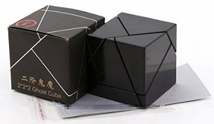 Cubo Mágico 2x2 Fangshi Ghost Cube - loja online