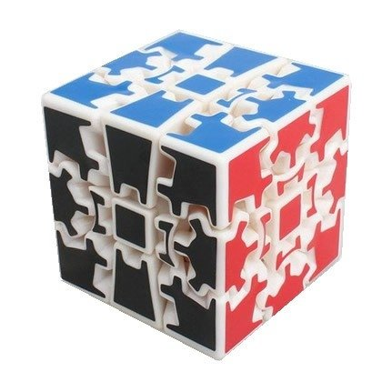 Cubo Mágico Engrenagens Gear Cube V2 Extreme