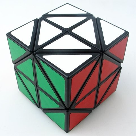 Cubo Mágico Helicopter Skewb