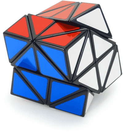 Cubo Mágico Helicopter Skewb na internet