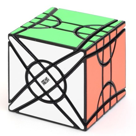 Cubo Mágico 3x3 Moyu Yileng Fisher Time Wheel
