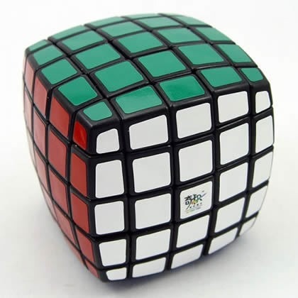 Cubo Mágico 5x5 QJ Pillow