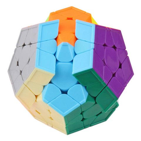 Yuxin Megaminx Little Magic V2 Dodecaedro 12 lados na internet