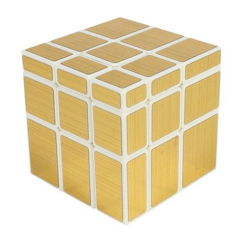 Cubo Mágico 3x3 Yuxin Mirror Blocks na internet