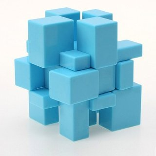 Cubo Mágico 3x3 Yuxin Mirror Blocks