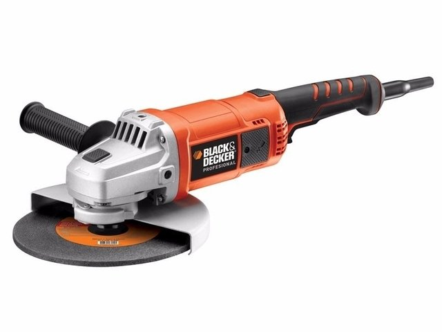 AMOLADORA BLACK & DECKER 180 MM