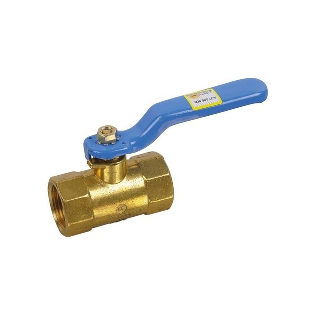 LLAVE PASO TOTAL BRONCE