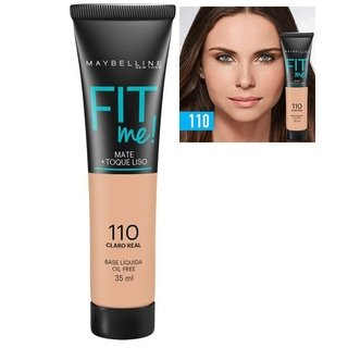 Base Líquida Fit Me - Maybelline na internet