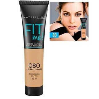 Base Líquida Fit Me - Maybelline