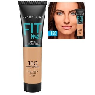 Imagem do Base Líquida Fit Me - Maybelline