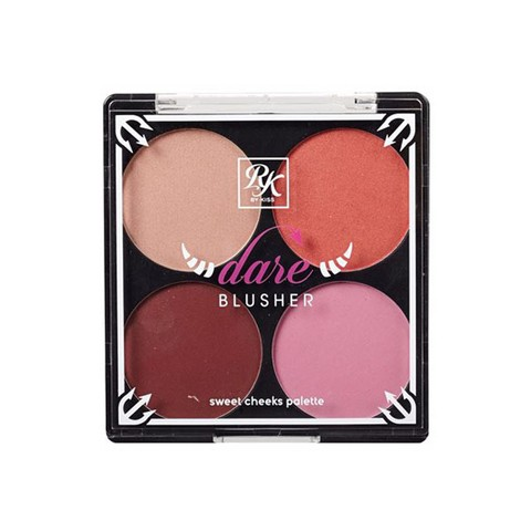 Paleta de Blush Partyin Dare - Ruby Kisses