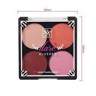 Paleta de Blush Partyin Dare - Ruby Kisses - comprar online