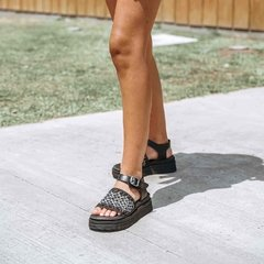 Sandalias Tracy Black & White en internet