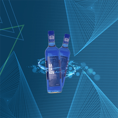 VODKA BALAKOV - SABOR MIX BLUE REFRESH