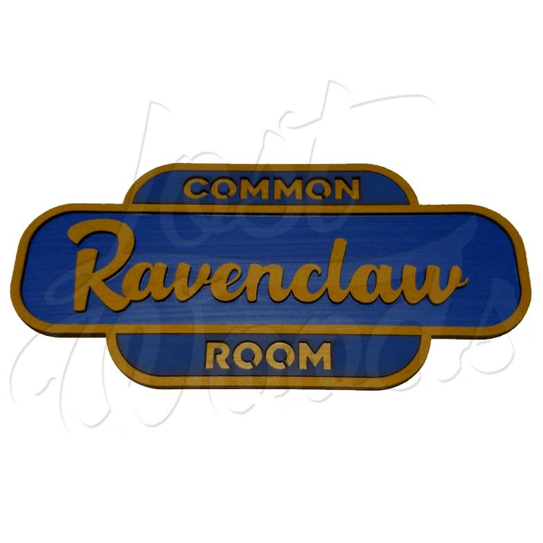 Cuadro Common Room Ravenclaw (Harry Potter)