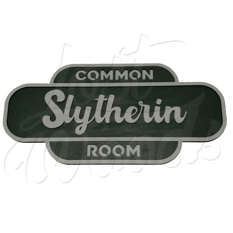 Cuadro Common Room Slytherin (Harry Potter)