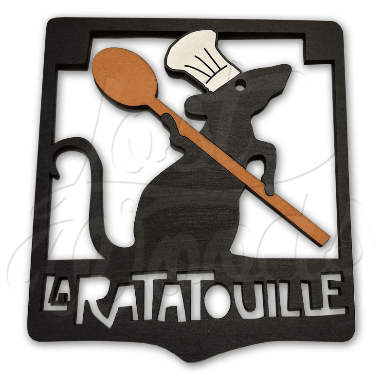 Cuadro Ratatouille