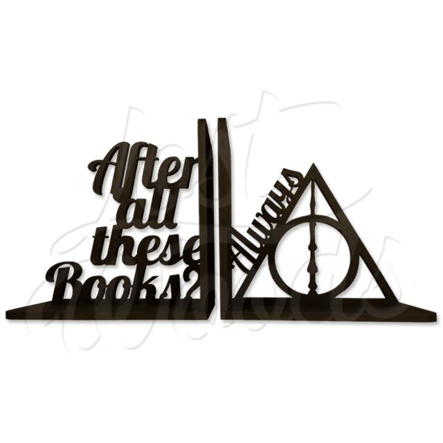 Apoyalibros Harry Potter  - Always