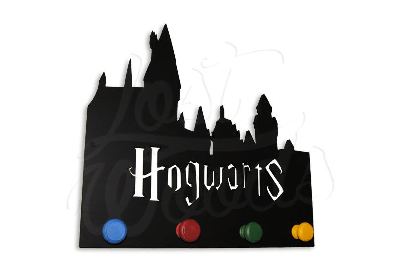 Perchero Hogwarts (Harry Potter)