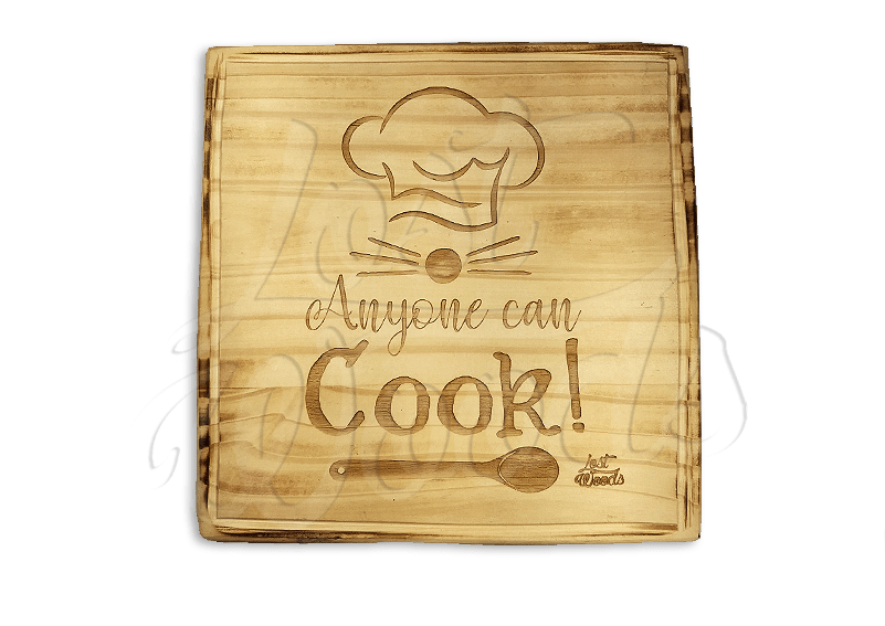 Tabla Cocina Ratatouille (Disney)