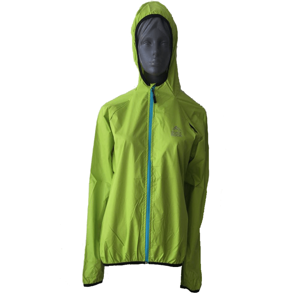 Campera Rompeviento Running Dama (Slim Fit)