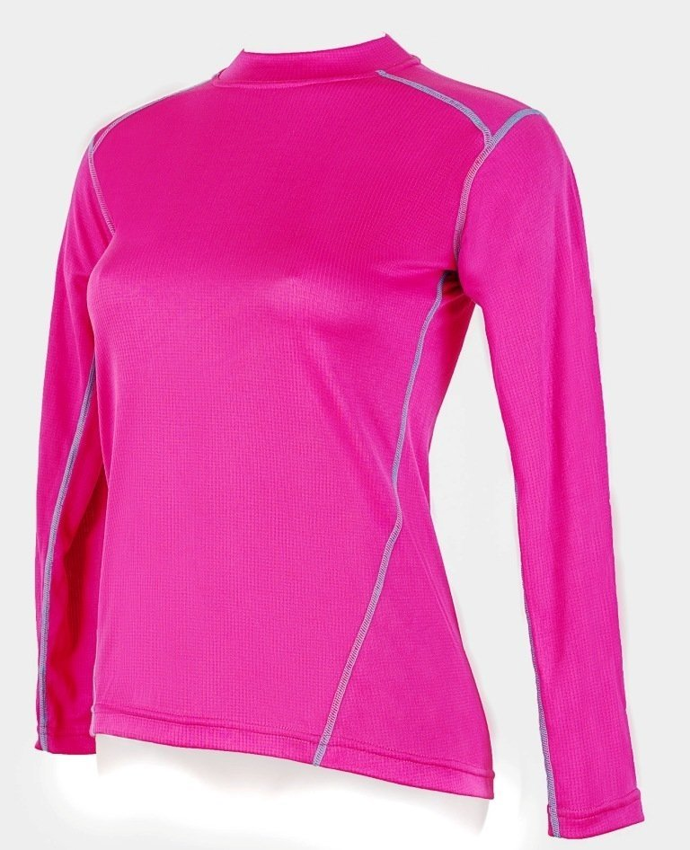 Remera Térmica DAMA Fucsia - BLACK ROCK