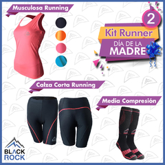 KIT 2 Mother`s   - BLACK ROCK