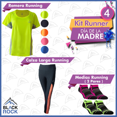 KIT 4 Mother`s   - BLACK ROCK