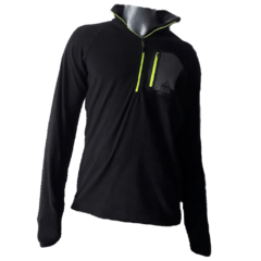 Micropolar ONE Hombre Negro - BLACK ROCK