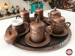 Coffee set for 6 people - online store