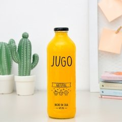 Botellas 1/2 L - Jugo